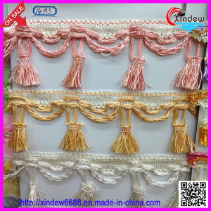 Curtain Tassel Fringe (XDTF-004) pictures & photos
