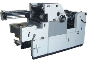 Single-Color Offset Printing Machine with Np System (AC47II-NP) pictures & photos