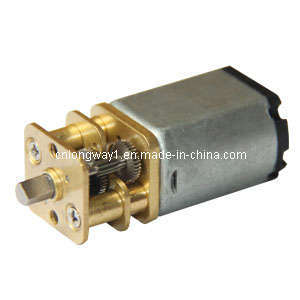 Micrp DC Gear Motor (N20GAR) pictures & photos