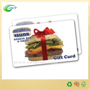 Catering Membership Card with Personal Finishing (CKT-PC-136)