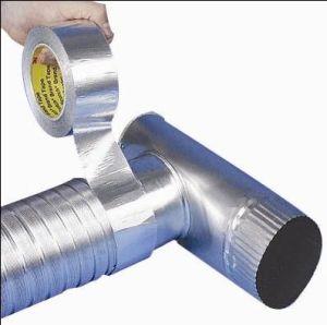 Aluminum Foil Duct Tape (FT-40) pictures & photos