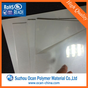 1mm Grey Color 4X8 Plastic PVC Sheet for Water Treatment Cooling Tower pictures & photos