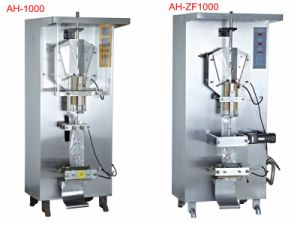 Vertical Automatic Flow Liquid Bag Packing Machine (Ah-Zf1000) pictures & photos