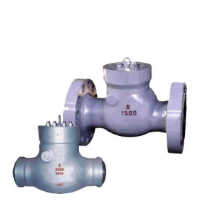 API Pressure Seal Swing Check Valve
