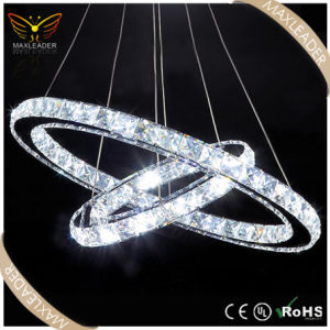 Chandelier for Modern Crystal LED Lighting (MD7067)
