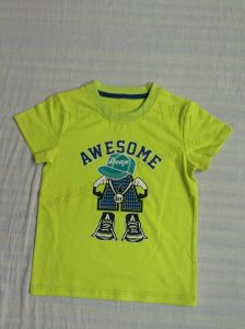 Popular Boy T-Shirt in Fashion Children Clothing Sq-6296 pictures & photos
