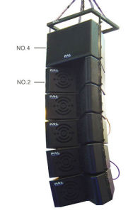 PAL 1200w Line Array Speaker (Bull Series)