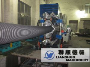 CE/SGS/ISO9001 Double-Wall Corrugated Pipe Production Line pictures & photos