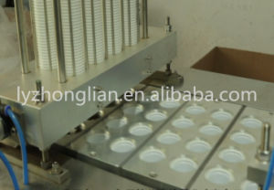 Cnp-60-4 Nespresso Coffee Capsule Filling and Sealing Machine pictures & photos