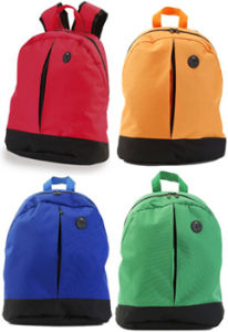 Promotional Double Shoulder Dating School Backpack Bag (MS1053) pictures & photos