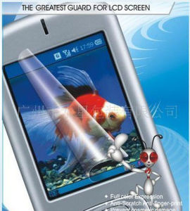 Three Scratch Resistant Mobile Protective Film Pet