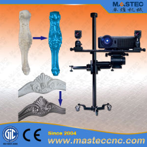 Industrial 3D Scanner for Woodworking CNC Router and 3D Printer (MA3D-GL III)