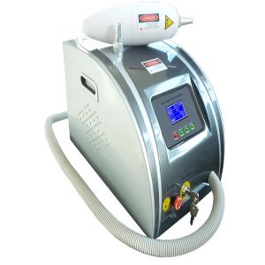 High Efficiency Q Switched YAG Laser Tattoo Removal Equipment pictures & photos