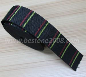 Factory High Quality Jacquard Webbing for Bag Accessories #1312-19 pictures & photos