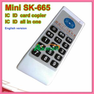 Mini Sk-665 IC ID Card Copier pictures & photos