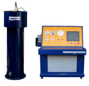 Water Jacket Type Test Machine for Gas Cylinder China pictures & photos