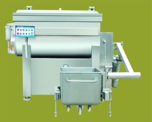 Vacuum Meat Mixer (ZKJB-150/300/600/1200) pictures & photos