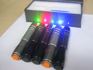 Waterproof Focusing 1W 445nm Pure Blue Laser Pointer (LM-700)