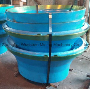 Manganese Bowls and Mantles Parts for Cone Crusher pictures & photos