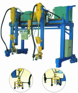 Box-Beam Automatic Gantry Gate Welding Machine/CO2 Welding pictures & photos