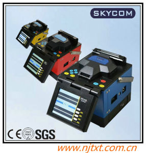 Skycom T-107h Splicing Optical Fiber Cable pictures & photos