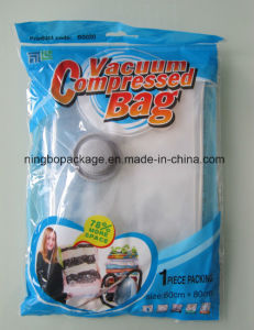Vacuum Compressed Bag with Polybag Packing pictures & photos
