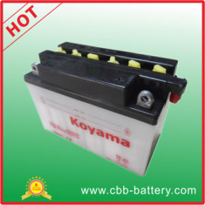 Best Motorcycle Battery Yb6l-B-12V6ah Conventional Motor Battery pictures & photos