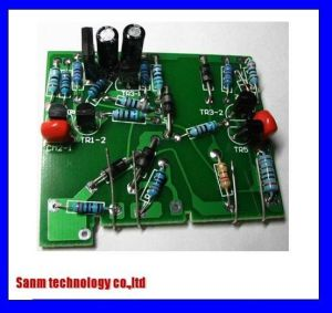 Quick Prototype Turnkey for Through Hole V Cut PCB Assembly Service (MP-333) pictures & photos