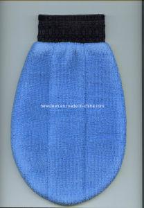 Car Glove Microfiber Washing Gloves Cleaning Mitt