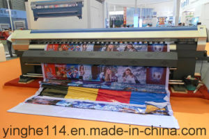 3.2m Eco Solvent Printer with High Resolution up to 1440dpi pictures & photos