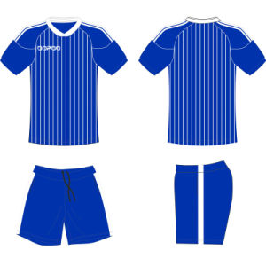 Custom Design Sublimated Soccer Uniform for Team pictures & photos