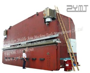 Hydraulic Pipe Bending Press Brake Machine with Ce Certification pictures & photos