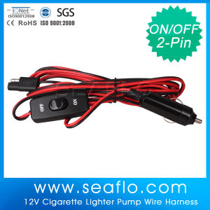 seaflo pump wire harness components a pump wire seaflo pump wire harness components a