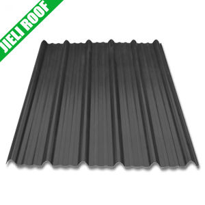Customized Color Anti Corrosion No Chemical Reaction UPVC Roof Sheet pictures & photos
