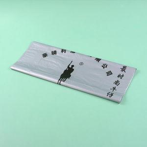 Custom Printed Resealable Plastic T-Shirt Bags
