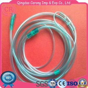 PVC Sterilized Nasal Oxygen Tube for Adult pictures & photos