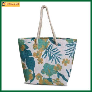 Promotional Waterproof Ladies Nylon Beach Tote Bag (TP-TB041) pictures & photos