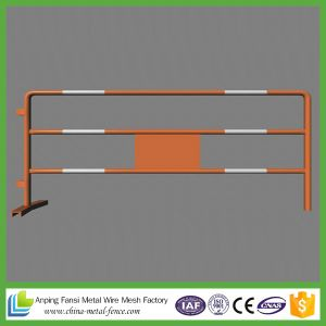 1100X2200mm Australia Standard HDG Events Crowd Control Barrier pictures & photos