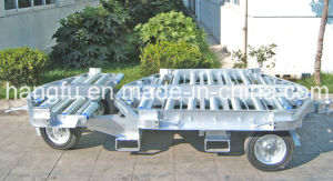 1.6t Cross-Bridge Type Container Dolly (HFJZX-01)