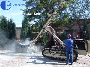 Gl120y High Pressure Drilling Rig for Rock pictures & photos