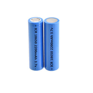 2200mAh 3.7V Rechargeable Li-Polymer Lithium 18650 Battery for Electric Bike/Bicycle pictures & photos