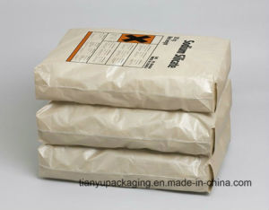 PP Woven Laminated Chemical Powder Paper Bag Composite Bag pictures & photos
