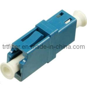 LC SM Simplex Fiber Optic Adapter (Fiber Optic Flange) pictures & photos