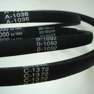 V-Belt with SGS Certified (Z, A, B) pictures & photos