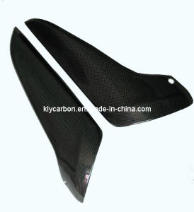 Carbon Fiber Motorcycle Silencer Guard for YAMAHA R1 07 08 pictures & photos