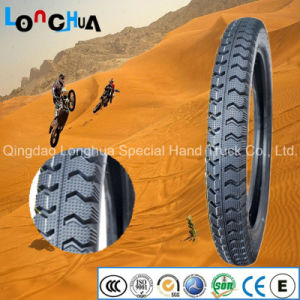Made-in-China Natural Rubber Motorcycle Tyre for America pictures & photos