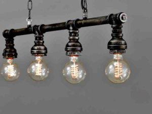 Pipe Pendant Lamp