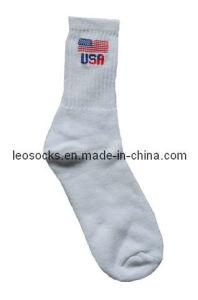 Men Sport Cotton Socks (DL-SP-36) pictures & photos