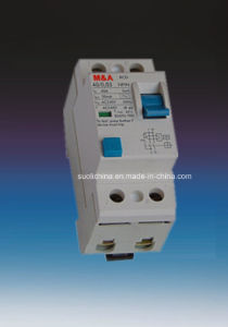 Sll7-100 Series 2p 4p Residual Current Circuit Breaker RCCB pictures & photos