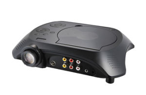 Portable DVD Projector (KL-368p)